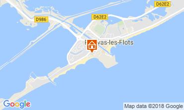 Karte Palavas-les-Flots Appartement 17396