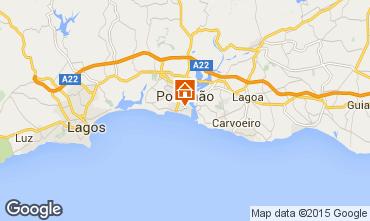 Karte Portimão Appartement 87728
