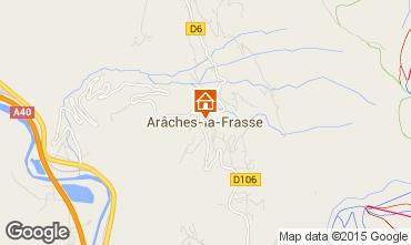 Karte Les Carroz d'Araches Appartement 606