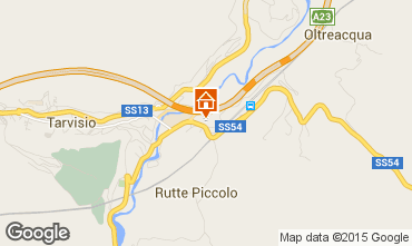 Karte Tarvisio Chalet 24766