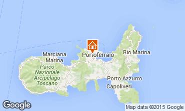 Karte Portoferraio Appartement 45992