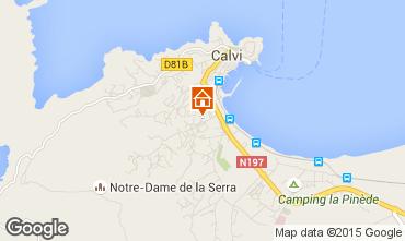 Karte Calvi Studio 97761