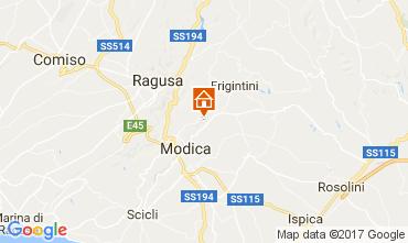 Karte Modica Villa 109767