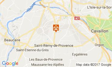 Karte Saint Rémy de Provence Villa 110842