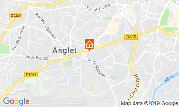 Karte Biarritz Studio 6356