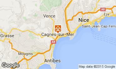 Karte Nice Appartement 73307