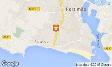Karte Portimão Appartement 94930