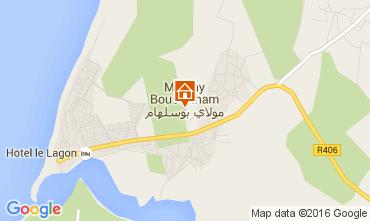Karte Moulay Bousselham Villa 104628