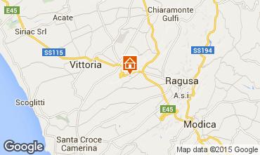 Karte Ragusa Appartement 99960