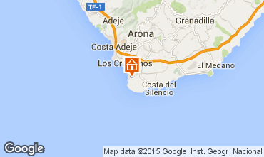 Karte Las Am�ricas Appartement 96719