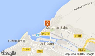 Karte Mers Les bains Appartement 67921