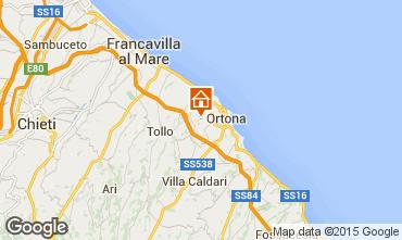 Karte Ortona Haus 84069