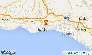 Karte Albufeira Appartement 56482