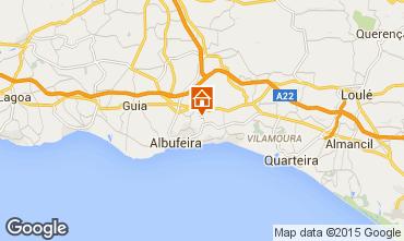 Karte Albufeira Villa 66330