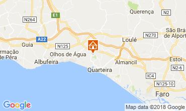 Karte Vilamoura Haus 113729