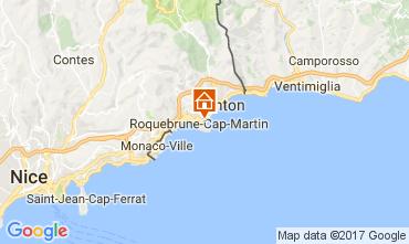 Karte Roquebrune Cap Martin Appartement 110242
