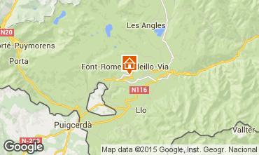 Karte Font Romeu Studio 64354