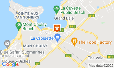 Karte Grand Baie Villa 76883
