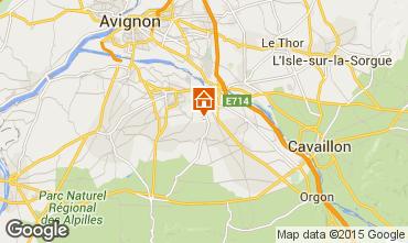 Karte Saint Rémy de Provence Haus 84879