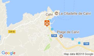 Karte Calvi Studio 113410