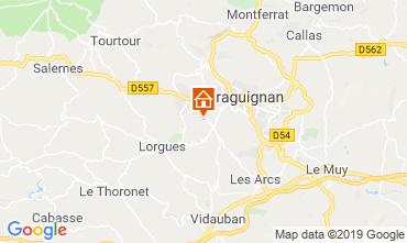 Karte Lorgues Villa 118602