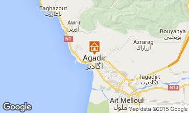 Karte Agadir Villa 76643