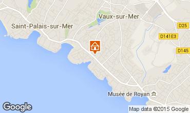 Karte Royan Haus 83479