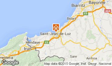 Karte Saint Jean de Luz Studio 79238