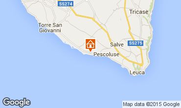 Karte Pescoluse Haus 73207