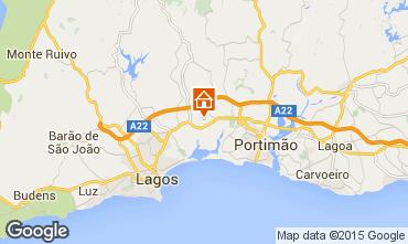 Karte Portimão Haus 65298