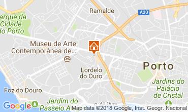 Karte Porto Appartement 113187