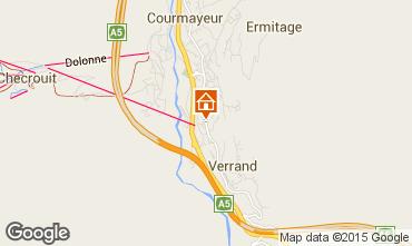 Karte Courmayeur Studio 59263