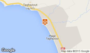 Karte Agadir Villa 9731