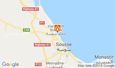 Karte Sousse Appartement 117128