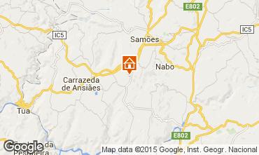 Karte Vila Flor Haus 63161