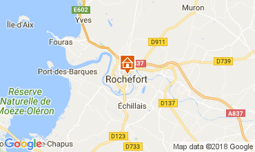 Karte Rochefort sur Mer Studio 113406