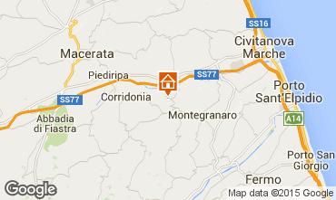 Karte Civitanova Marche Villa 78572
