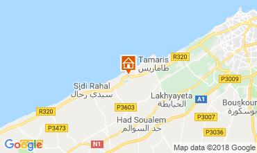 Karte Casablanca Haus 78719