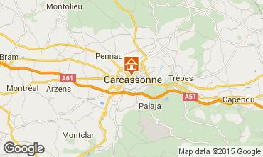 Karte Carcassonne Appartement 96768