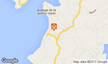 Karte Sainte Anne (Martinique) Appartement 73495