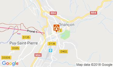 Karte Briançon Studio 491