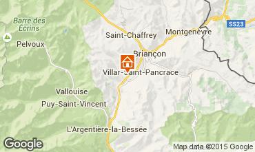 Karte Briançon Studio 492