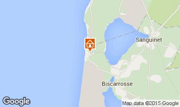 Karte Biscarrosse Mobil-Home 30327
