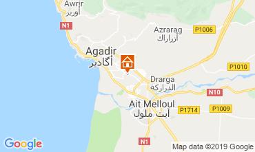 Karte Agadir Appartement 115125