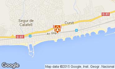 Karte Cunit Appartement 84096