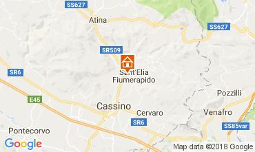 Karte Cassino Haus 112870