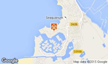 Karte Port Camargue Appartement 6008