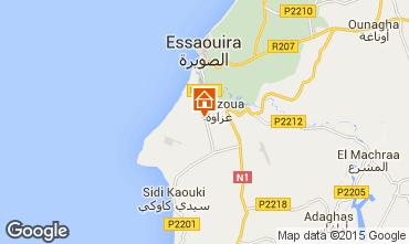 Karte Essaouira Villa 56052