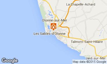 Karte Les  Sables d'Olonne Haus 94045