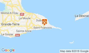 Karte Saint Francois Villa 116772